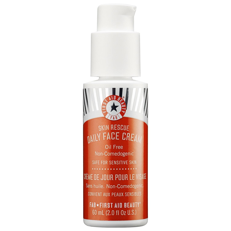 rescue face cream